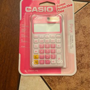 Casio Calculator for Sale in Kent, WA