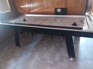 Air hockey table in good condition for Sale in Lawrence, MA