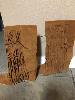 Brand new boots never worn size 8.5 for Sale in Land O Lakes, FL