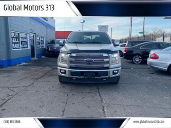 2017 Ford F-150 for Sale in Detroit,  MI