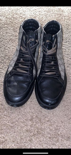Gucci shoes size 13 for Sale in Blackwood, NJ