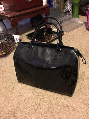 Black Shiny Purse for Sale in Columbus, OH