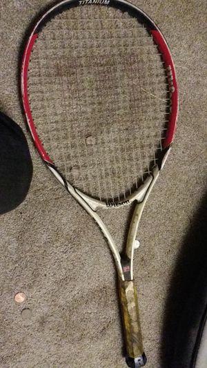 Wilson tennis racket for Sale in City of Industry, CA