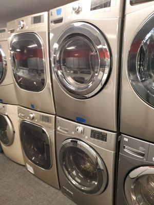 Kenmore electric front load set washer and dryer in great condition for Sale in Pikesville, MD