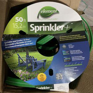 Sprinkler/ Soaker Hose for Sale in Las Vegas, NV