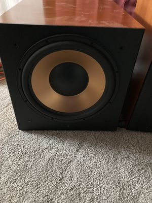 Ultra Rare Klipsch RSW-15 Insane Power! Duel 15's 650w RMS for Sale in Aurora, CO