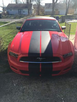 2013 Mustang Convertible for Sale in Groveport, OH