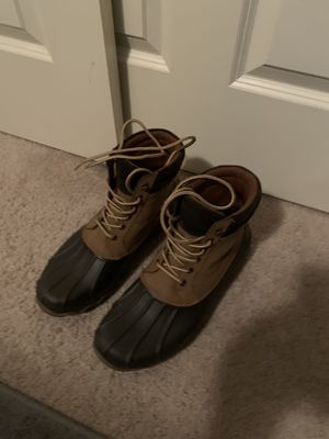 Sperry Duck Boots size 9.5 for Sale in Columbus, OH