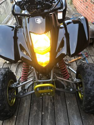 Yamaha 600 motorcycle engine on a four Wheeler for Sale in S CHESTERFLD, VA