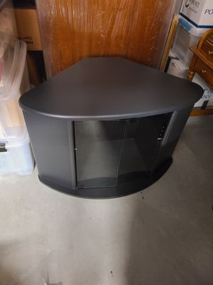 TV stand, Corner Unit- Great condition for Sale in Issaquah, WA