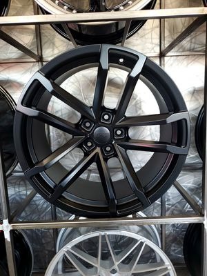20x9 and 20x10 Camaro wheels satin black fits all models RS ss zl1 rims wheels tires for Sale in Tempe, AZ