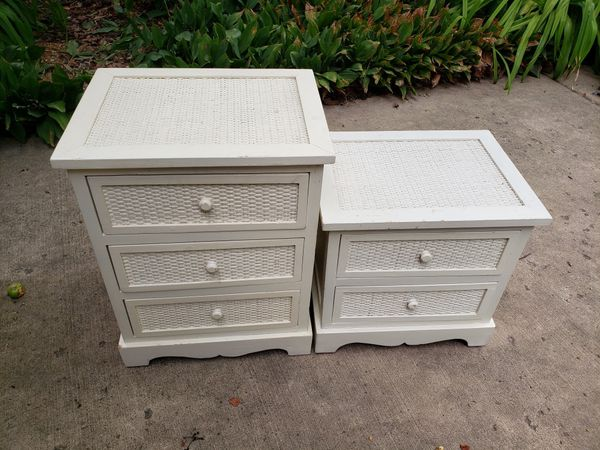 Pair of storage chests