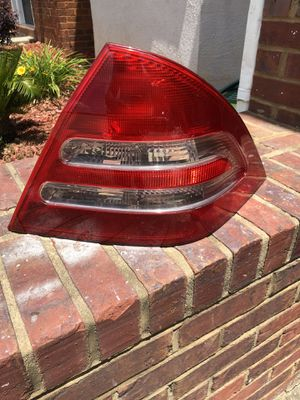 2002 Mercedes c240 brake lights right headlight and right mirror and control board for one sode for Sale in Norcross, GA