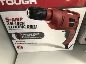New corded drill for Sale in Bangor, ME
