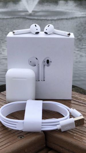 iPhone 12 pro max compatible Brand new airpods (not apple) for sale for Sale in Lake Worth, FL