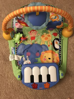 Fisher Price Kick and Play Piano for Sale in Chantilly, VA