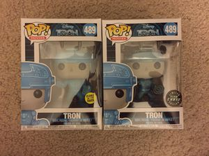Funko Pop - Tron & Tron (Chase) for Sale in San Jose, CA