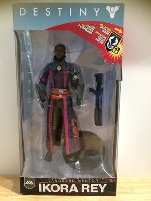 Destiny IKORA REY Vanguard Mentor 7 Inch Action Figure McFarlane Toys for Sale in Pasadena, CA
