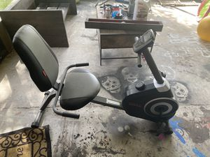 Exercise Bike for Sale in Bartow, FL