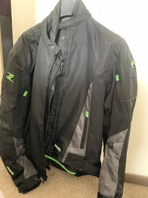 XL Kawasaki Z Motorcycle Jacket for Sale in Evergreen, CO