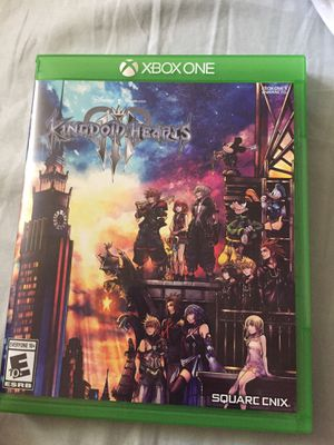 Kingdom Hearts 3 for Sale in The Bronx, NY
