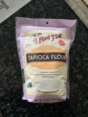 Tapioca flour new for Sale in La Mesa, CA