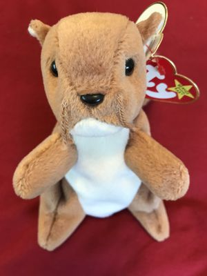 """TY Beanie Baby """"Nuts the Squirrel"""" for Sale in Houston, TX"""