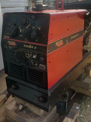 Lincoln electric ranger 8 generator/welder for Sale in Oakley, CA