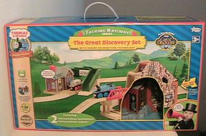 Thomas and friends talking train set for Sale in Covina, CA