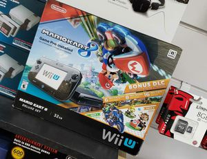 Nintendo Wii u Mario kart for Sale in Fort Lauderdale, FL