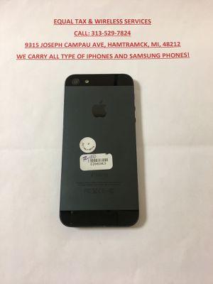 iPhone 5 for Sale in Hamtramck, MI