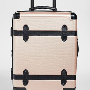 "Calpak Trnk Pink/Nude/Black 20"" Carry-On Suitcase Luggage for Sale in Stamford, CT"