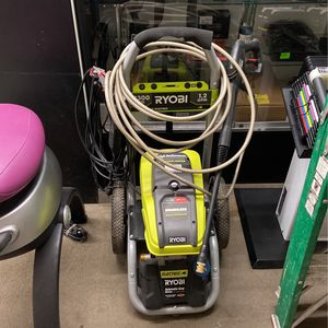 Ryobi Electric Pressure Washer RY142300 for Sale in Phoenix, AZ