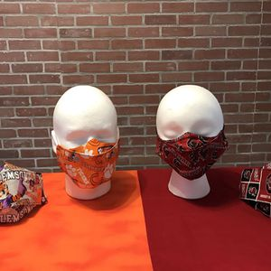 Gamecock/Clemson 3D Face Mask for Sale in Columbia, SC