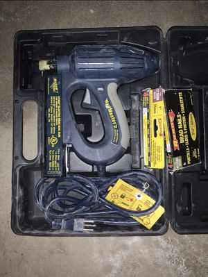Nail Master 2 Nail gun for Sale in Beaumont, CA
