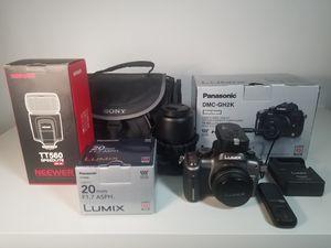 :) GH2 Camera Bundle (: for Sale in Nashville, TN