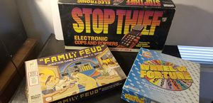 Vintage board games package for Sale in Westminster, CO