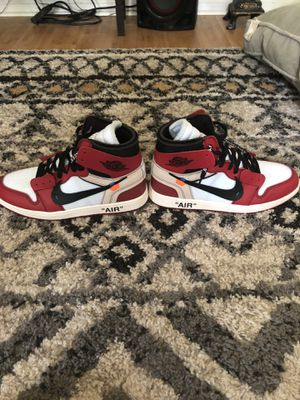 Off white Jordan 1 for Sale in Cleveland, OH