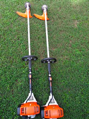 2 Stihl weedeaters fs91 for Sale in Stone Mountain, GA