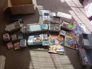 Large 1990's-2000's Baseball card Collection. for Sale in Lodi, CA