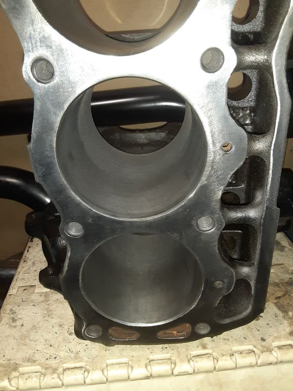 I have a few good used parts leftover from an 1986 or 87 Jeep wrangler YJ 2.5L plus a few for a TJ 2.5L