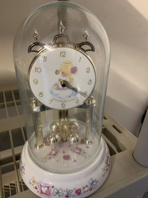 Precious Moments Clock and Snow Globe for Sale in Jacksonville, FL