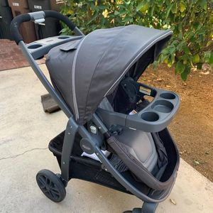 Graco Modes Click Connect Stroller ☝️the First Person Give $50 Now for Sale in Fountain Valley, CA
