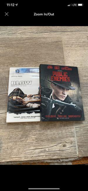 Johnny Depp DVD's for Sale in Providence, RI