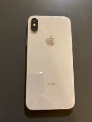 Like new iPhone X 64g for Sale in Peoria, AZ