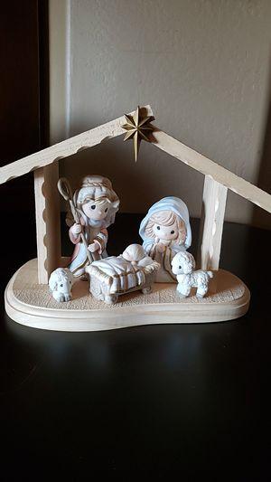Precious moments nativity set for Sale in El Mirage, AZ