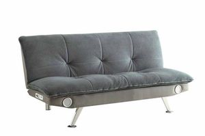 Sport cool with Bluetooth enabled connection sofa bed futon for small areas for Sale in Hialeah, FL