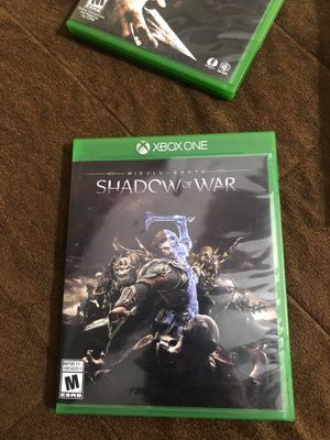 Shadow of War for Sale in Bloomington, CA