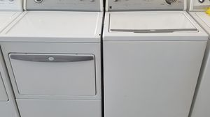 Whirpool quite washer and quite dryer for Sale in Modesto, CA