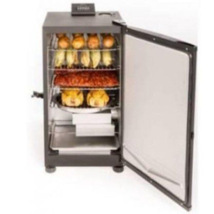 "Masterbuil 30"" electric smoker 9805"